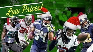 NFL Black Friday: Bargain Stars | DeAndre Hopkins, Derek Carr and MORE! | NFL
