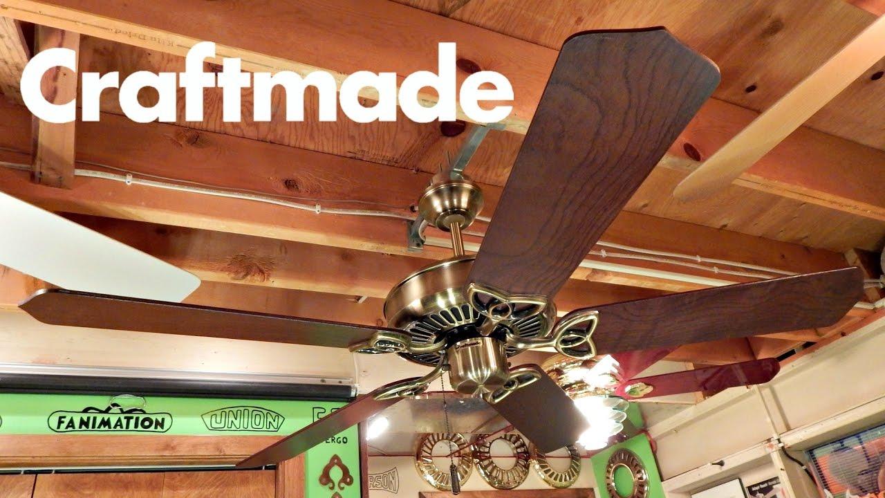 Craftmade CXL Ceiling Fan