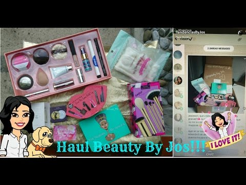 Haul Beauty by Jos (primera parte)