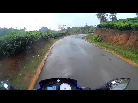 Wonderful roads of Kerala || Apache RTR 160 || Through God's own country