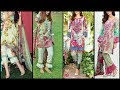 Latest Stylish / Trendy trousers with beautiful Shirts / kameez For Girls / Women Fashion
