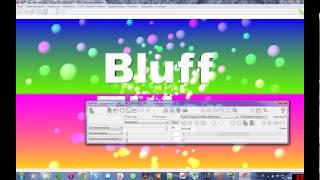 Туториал по программе BluffTitler. Урок №1.