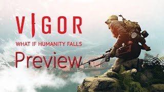 Vigor Review - Erster Blick auf die Xbox Insider Game Preview