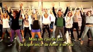 "Flash Mob ""FRANCISCO"" Oficial LETRA E MÚSICA JMJ 2013 - HD"