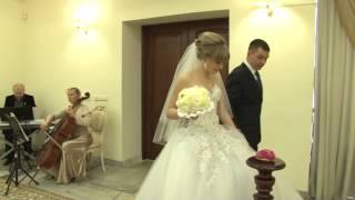 Сергей и Мария.Загс.1 марта 2014
