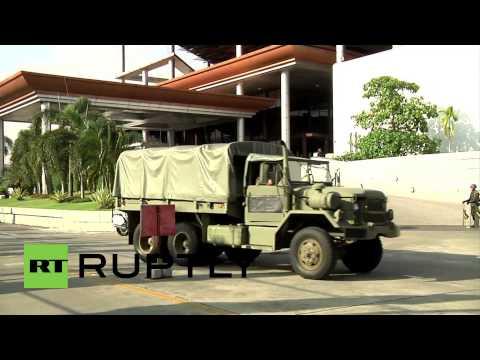 Thailand: Military coup d'etat seizes power