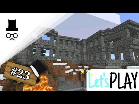 Minecraft Leťs play #23 | Lávový vodopád | Magician | CZ/SK