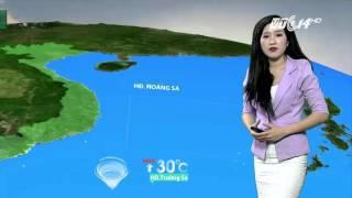 (VTC14)_Thời tiết Sáng ngày 28.11.2015