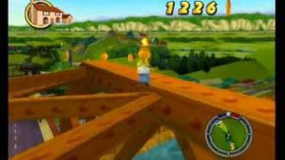The Simpsons Hit & Run: 100% - 03 - Level 1, Part 3