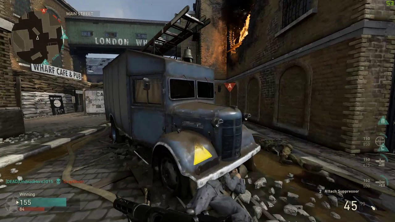 cod ww2 how to fix lag