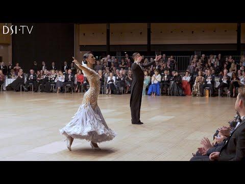 Valerio Colantoni & Monica Nigro Presentation Dance Professional Ballroom - UK Open 2020 DSI TV 4K