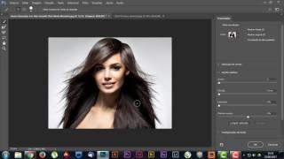 Recorte de Cabelo Rápido Photoshop CC 2017