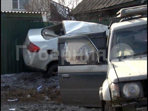 Двухлетний ребенок пострадал в серьезном ДТП в Железнодорожном районе Хабаровска. MestoproTV