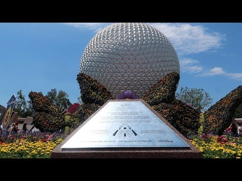 We Heard A Rumor About Leave A Legacy At Disney's Epcot & Had Some Fun At Flower & Garden Fest!