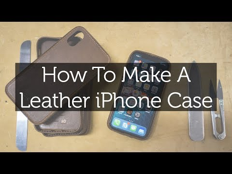 How It's Made: How To Make IPhone X, XS, XR, And XS Max Case Review