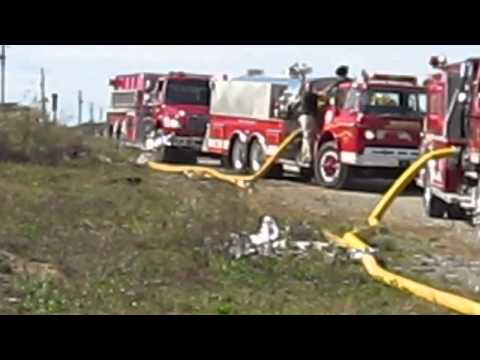 Rural Water Supply Drill - Shelby County, Alabama - October 2013 - Part 1