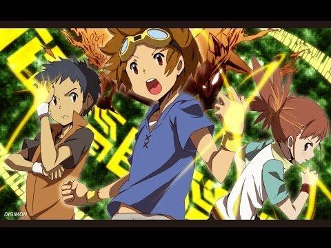 EVO - Digimon Tamers - Letra/Lyrics