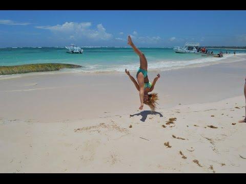 Punta Cana Dominican Republic 2016   GoPro Hero 3+ Black Edition 1080p HD