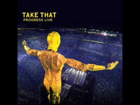 Take That Progress Live   Disc 2 Track 12   Eight Letters