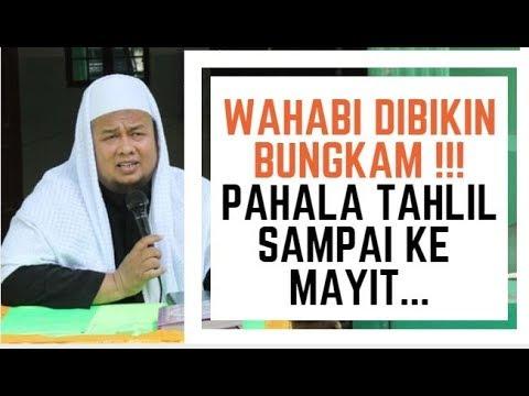 Wahabi Tak Berkutik Kedoknya Dibongkar - Ustadz Abi Maulana Syarifuddin