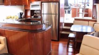 58ft 2008 Meridian 580 Pilothouse For Sale with Neff Yacht Sales