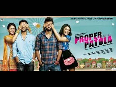 Proper Patola 2014 Latest New Punjabi New Romantic Action Movie