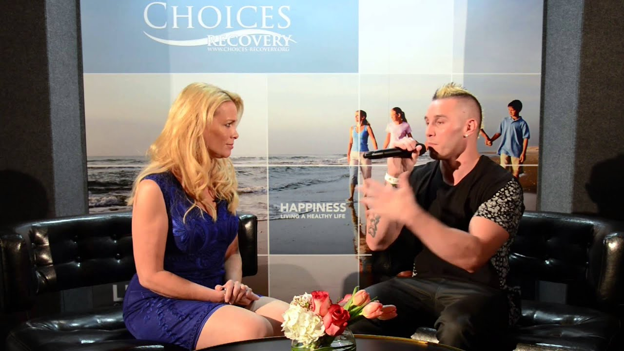 choices recovery interview with mike pericoloso rocknrolla movie