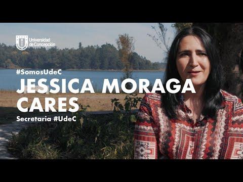#SomosUdeC: Jessica Moraga Cares, secretaria de nuestra Casa de Estudios.