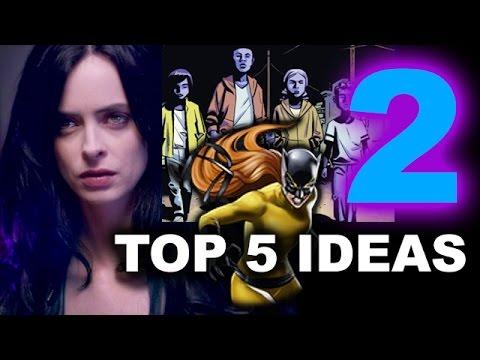 Jessica Jones Season 2 - Netflix Marvel Shows - Beyond The Trailer