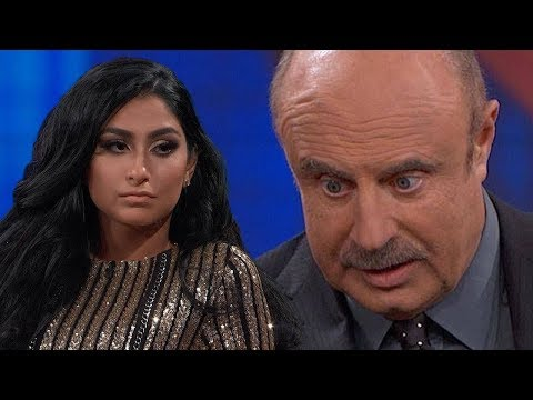 Spoiled Teen Thinks Shes Perfect - Dr Phil | React Couch