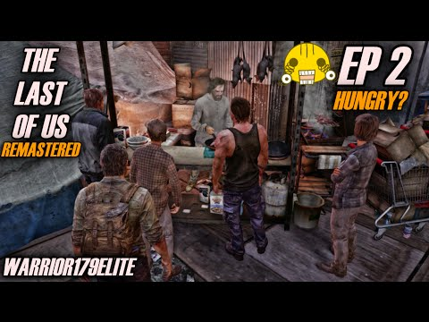 The Last of Us Walkthrough EP 2- THEY'RE EATING WHAT!!!