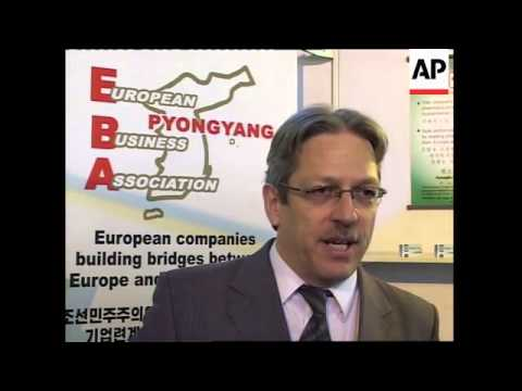 EU and China feature at trade fair