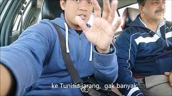 Gombalin Om-om taksi di Tunisia | VLOG #14
