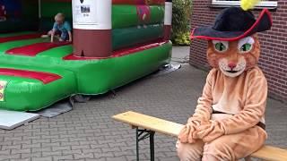 feest bij DSA dierenartsenpraktijk 10 jaar in Assen