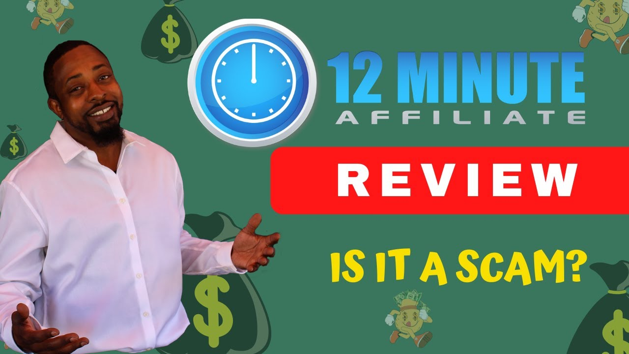 12 Minute Affiliate Review 2020    How To Earn Up to  460 Daily