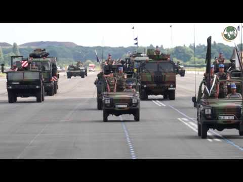 French army military parade Bastille National Day 14 july 2017 rehearsal Paris France