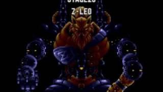 Alien Soldier - Sega Genesis - Final Stage / Ending