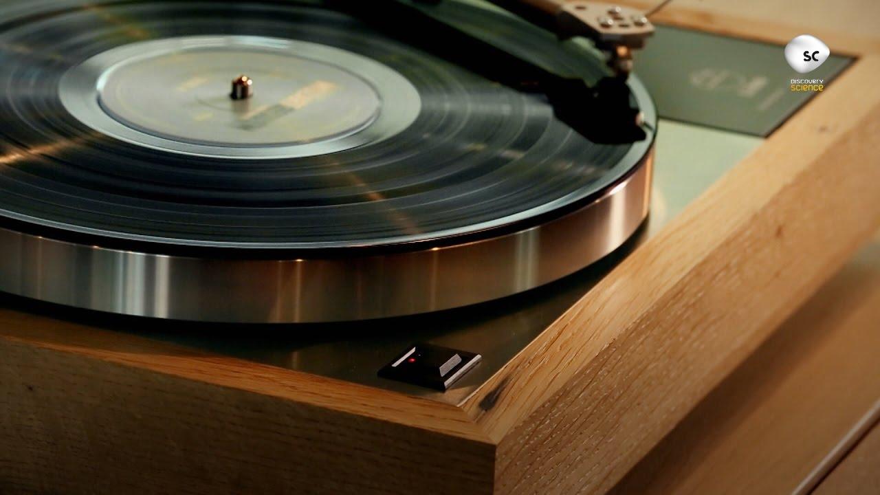 Secrets De Fonctionnement La Platine Vinyle