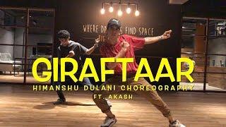 Emiway Bantai - Giraftaar || Himanshu Dulani Dance Choreography