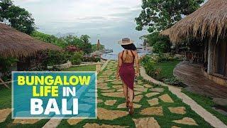 BALI BUNGALOW LIFE + ULUWATU TEMPLE! | Honeymoon Vlog 03