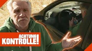 Viel Geld & Zeit verloren: Genervter Italiener in Verkehrskontrolle | Achtung Kontrolle | Kabel Eins