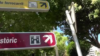 13 Пригороды Валенсии. На Электричке в Гандию