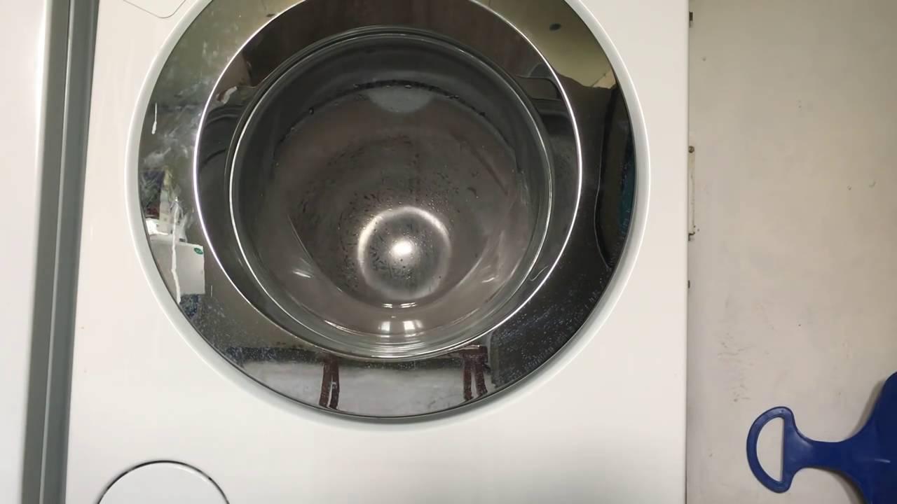 Waschtag miele waschmaschine endschleudern youtube