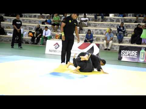 Open Africa BJJ Competition in Mauritius Part 1 - 29 April 2017