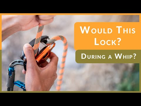 Ep.7 GriGri - What happens if you Don't Hold the Rope?