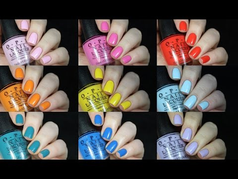 OPI Fiji Live Swatch + Review!