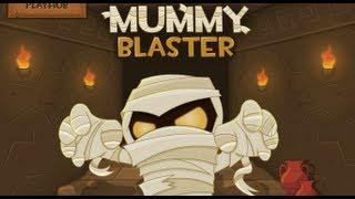 Mummy Blaster-Walkthrough