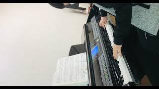 [피아노] 중2의 취미생활