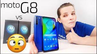 Motorola Moto G8 ¿qué ESCONDE? pros y contras vs G8 POWER