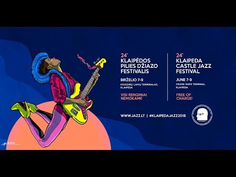2018 06 09 - XXIV Klaipėdos pilies džiazo festivalis